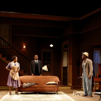 """On Stage: Amy Herzog's """"4000 Miles"""" and August Wilson's """"The Piano Lesson"""""""