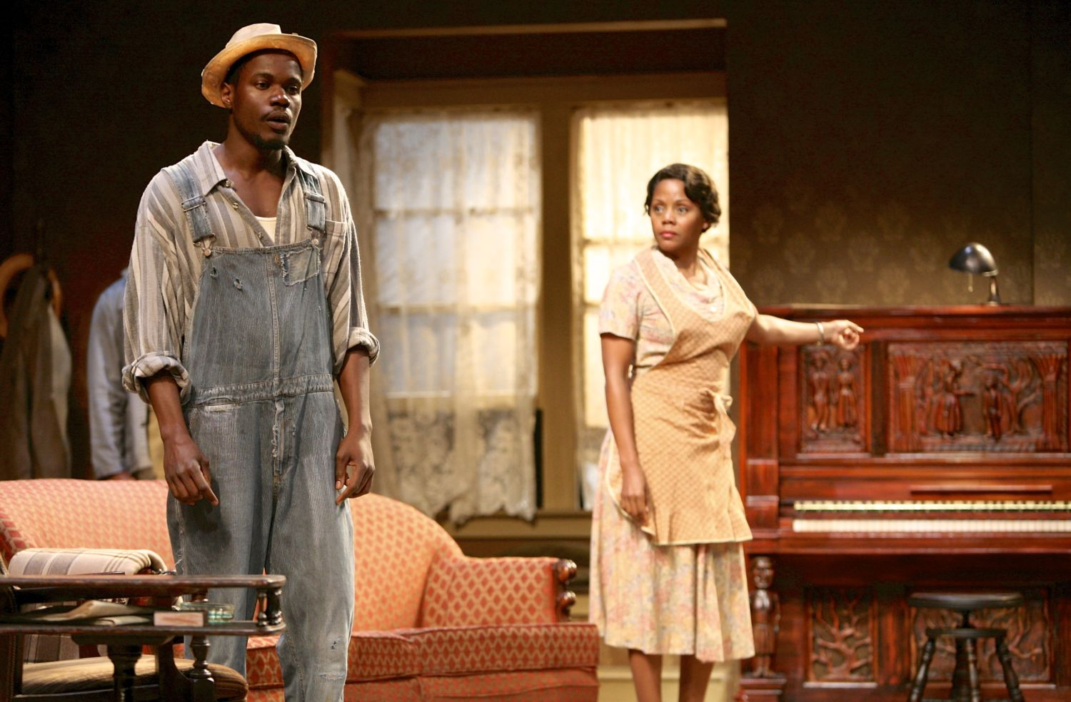 american commerce and materialism in the piano lesson a play by august wilson August wilson (april 27, 1945 - october 2, 2005) was an american playwright whose work included a series of ten plays, the pittsburgh cycle, for which he received two pulitzer prizes for drama.