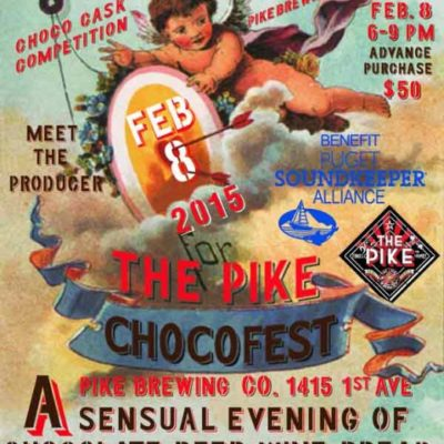 7th Annual Pike Chocofest: February 8