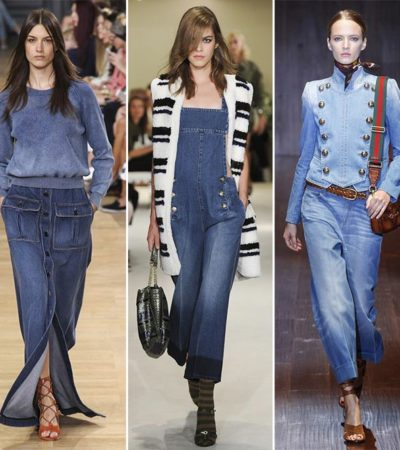 January Blues: Six Favorite Denim Pieces for 2015