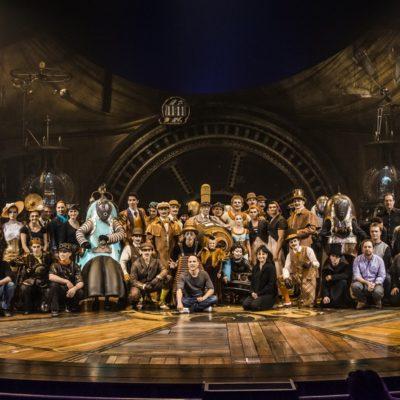 Persona: Cirque du Soleil's Bruno Darmagnac