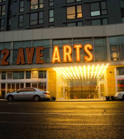 The State of the Arts: The Capitol Hill Arts District and Why it Matters