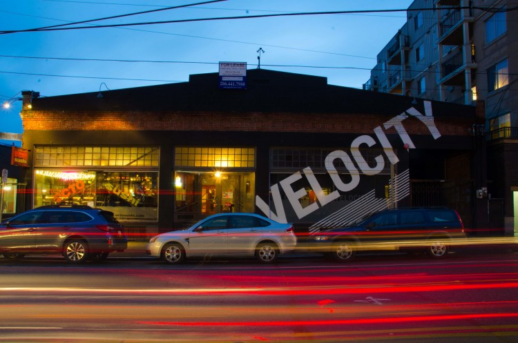 Velocity Dance Center on 12th Avenue. Photo by Mitchell Dasteel.