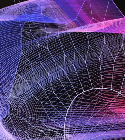 "Art In Focus: ""Impatient Optimist"" by Janet Echelman"