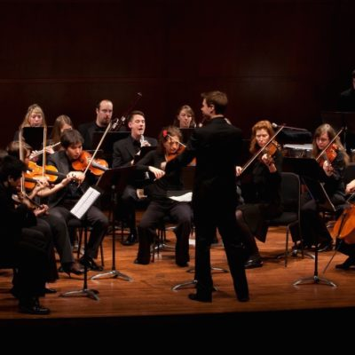 "Valentine's Day Suggestion: ""Romantic Strings"" At The Chapel"