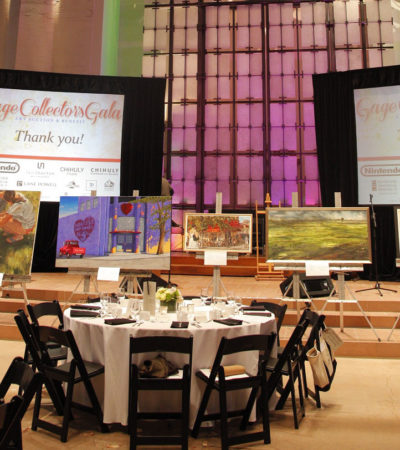 The 2015 Gage Collector's Gala Art Auction & Benefit
