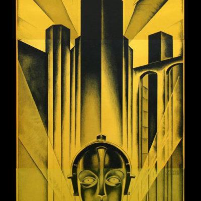 Classic Films, Current Issues: Metropolis
