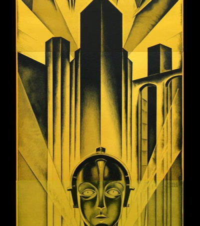 Classic Films, Current Issues: Metropolis
