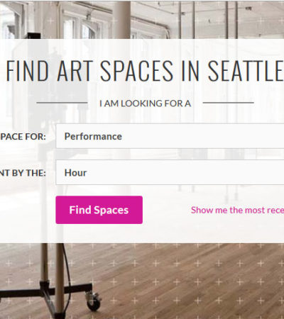 Creative Resources: Spacefinder Launches in Seattle