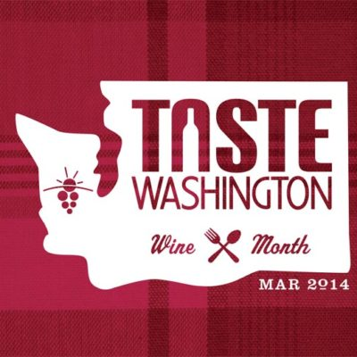 Taste of Washington Wine Month: Tastings at Fairmont Hotel, March 3-5