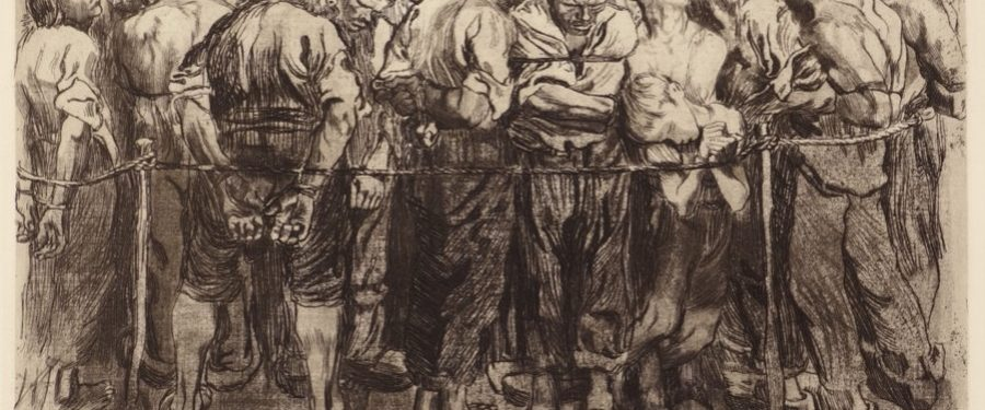 "Käthe Kollwitz at Davidson Galleries: ""From Many Wounds"""