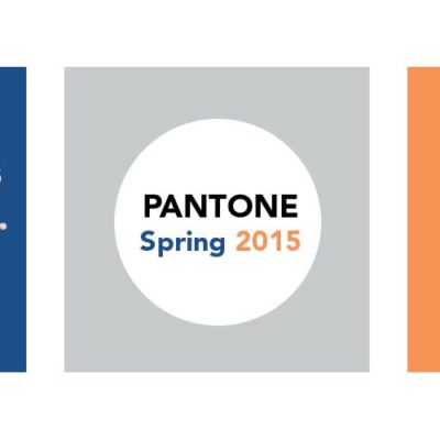 Three Colors of Pantone for the Home: Spring 2015