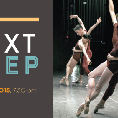 PNB presents NEXT STEP 2015 at McCaw Hall, June 12