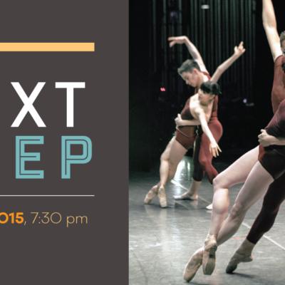 PNB presents NEXT STEP 2015 at McCaw Hall, June 12