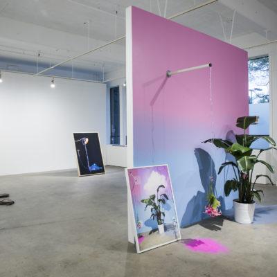 Vibrant Matter: Hongzhe Liang & Brit Ruggirello
