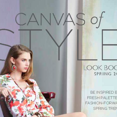 """Canvas of Style"" at the Bellevue Collection"