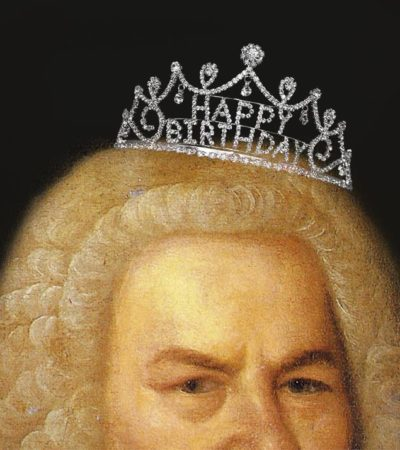 Forever Young:  Celebrating Bach, Seattle Style