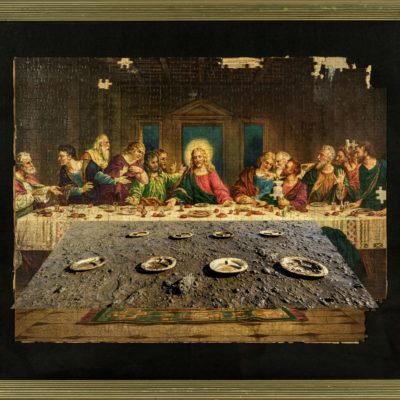 "Art in Focus: ""Duwamish Supper"" by Buster Simpson"