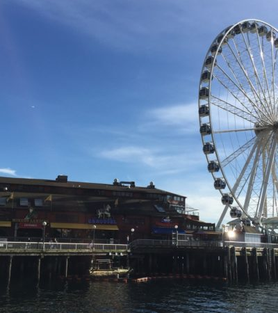 What's Good in Seattle: On the Waterfront