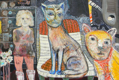 Image courtesy of the artist and Patricia Rovzar Gallery.
