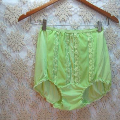 Putting Your Big Girl Panties On: Granny Underwear Makes A Comeback