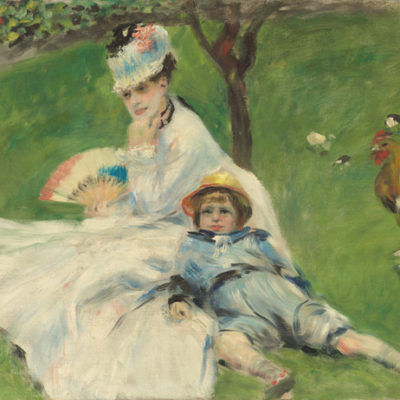 """Intimate Impressionism"" to open at SAM: October 1, 2015"