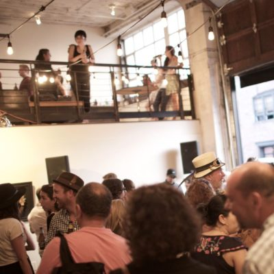 On The Town: First Thursday, Art Walk Awards, Best of Gage