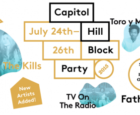 Image courtesy of Capitol Hill Block Party.