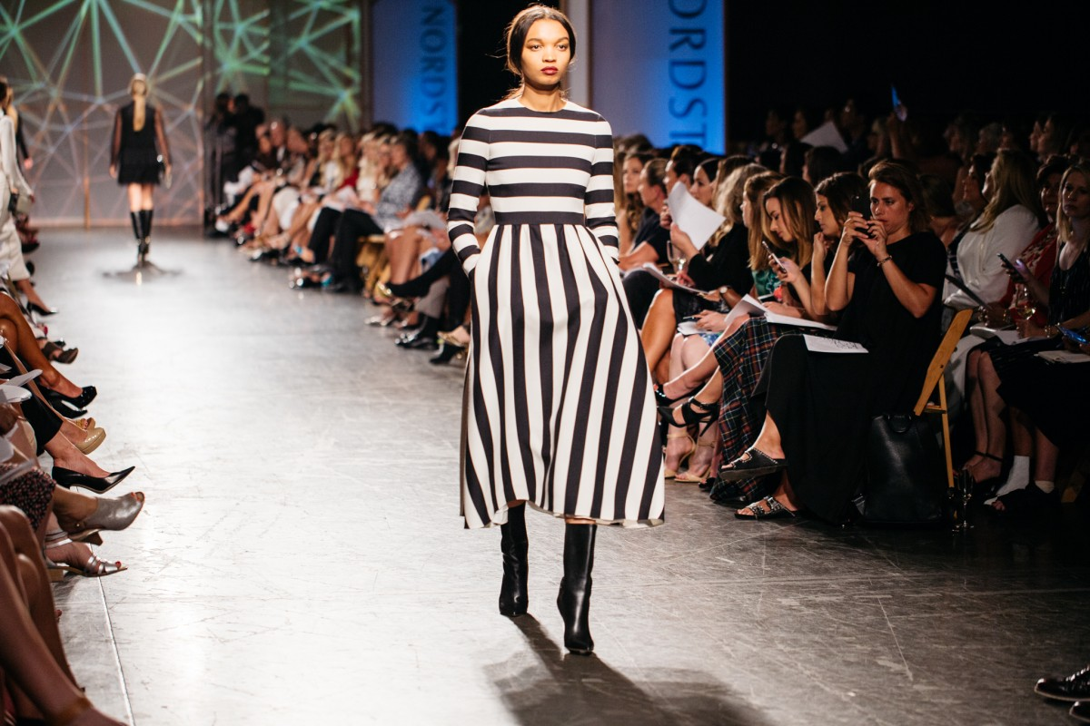 Valentino Graphic Stripes