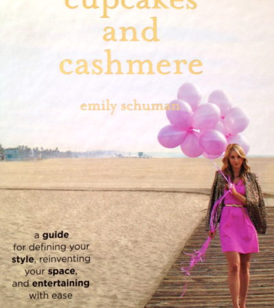 Cupcakes and Cashmere's Emily Schuman Appearance on July 18, 2015