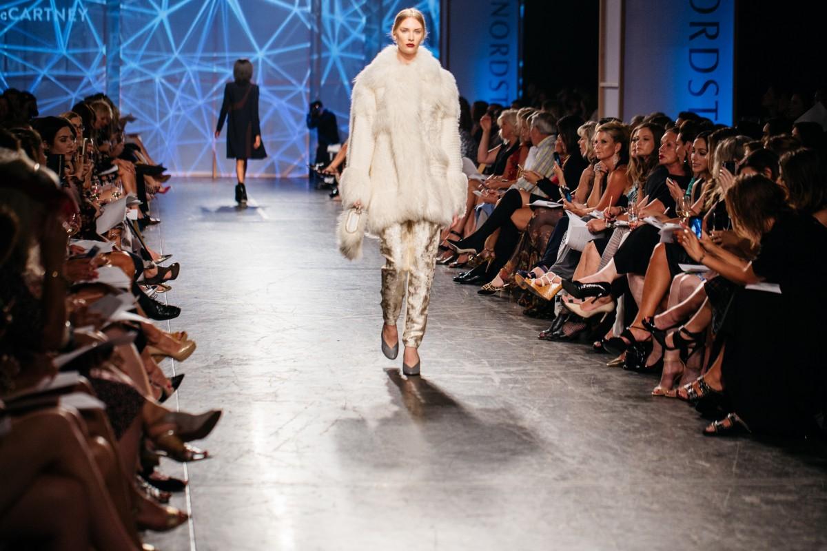 Stella McCartney Fur Free Fur Ramona Jacket