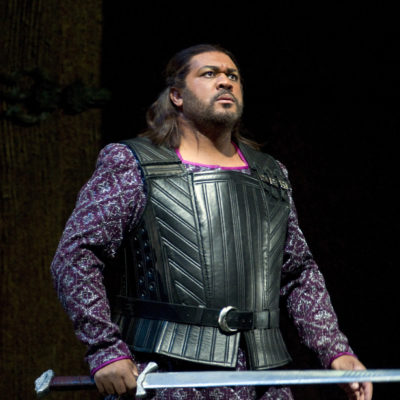 "Seattle Opera To Open Season with Verdi's ""Nabucco,"" August 8"