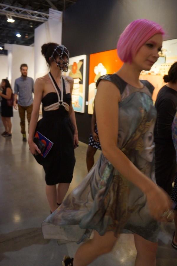 The Seattle Art Fair