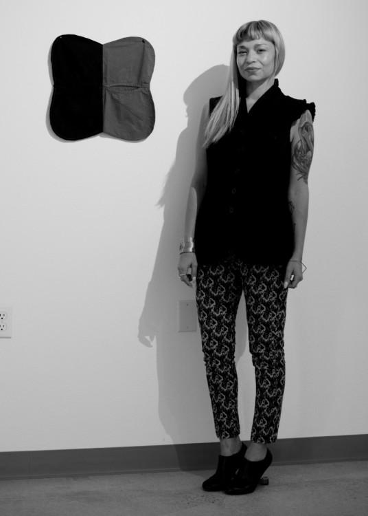 Stylist Lila Ramirez