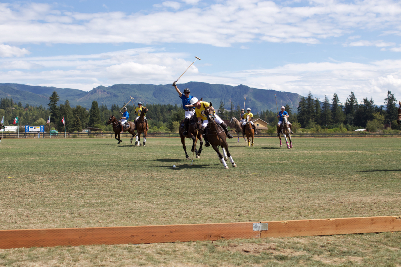 Seattle Polo Club: Event and Tournament