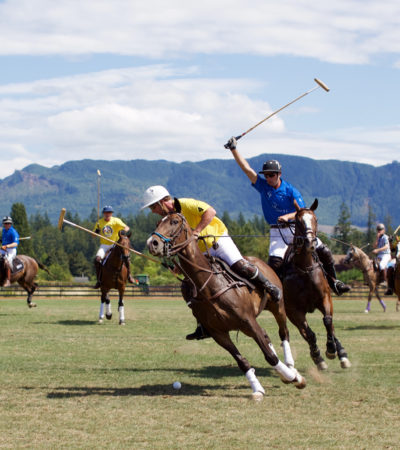 On The Town: Seattle Polo Party 2015