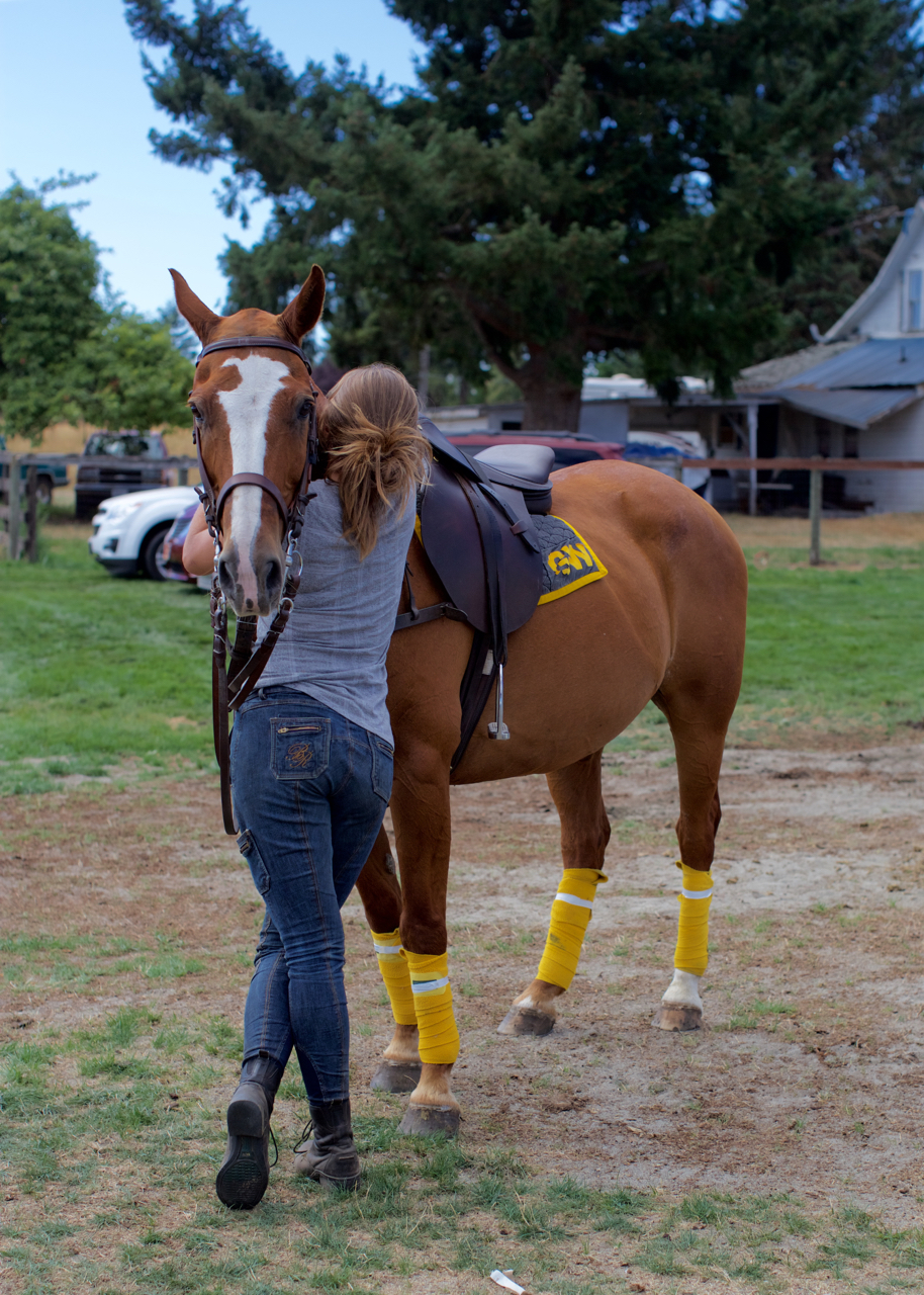 Seattle Polo Club: Behind the Scenes 2015