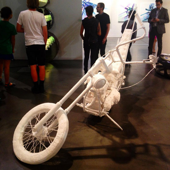 Will Ryman at Paul Kasmin Gallery