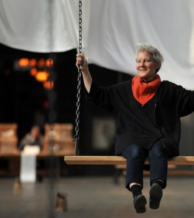 Ann Hamilton Awarded the 2015 National Medal of Arts