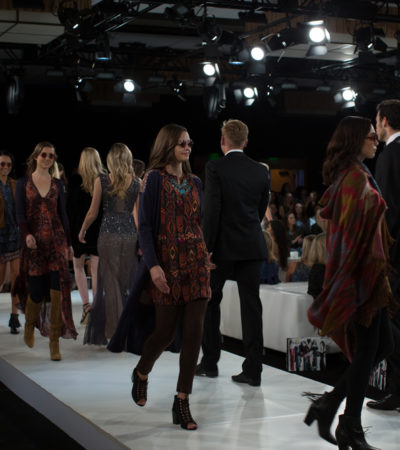 On The Town: IDRS and Posh Party Trend Show 2015