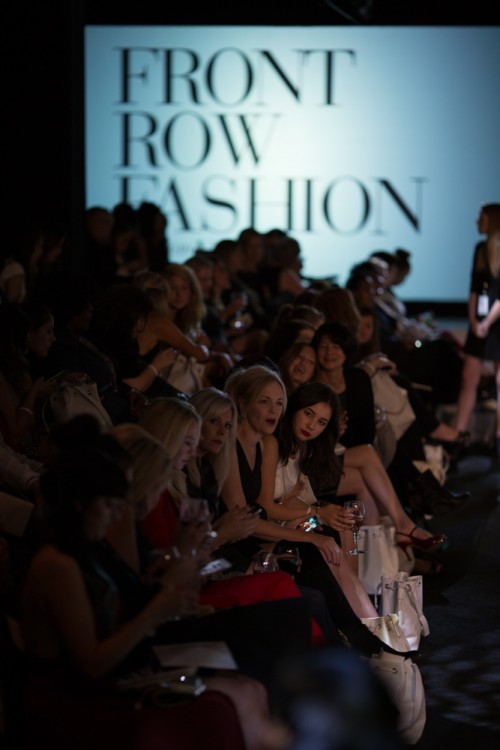 The Scene at Front Row Fashion 2015