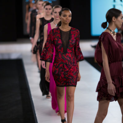 Front Row Fashion by Vogue at Bellevue Fashion Week 2015