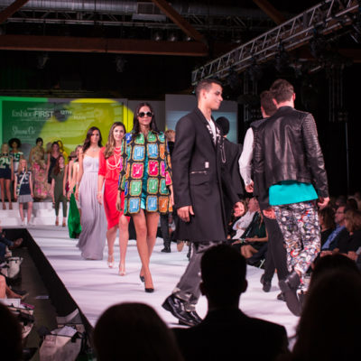 On The Town: Fashion First Runway Show