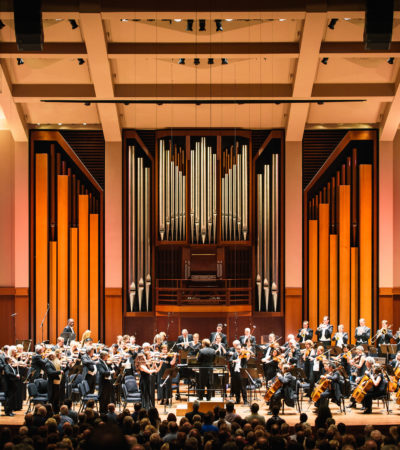 Frenchmen in America: Seattle Symphony's 2015-16 Opening Concert