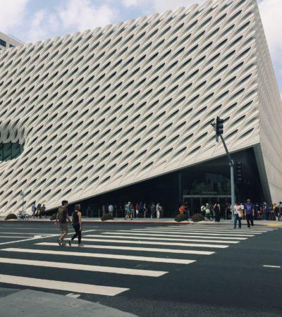 The Broad: LA's Latest Art Museum