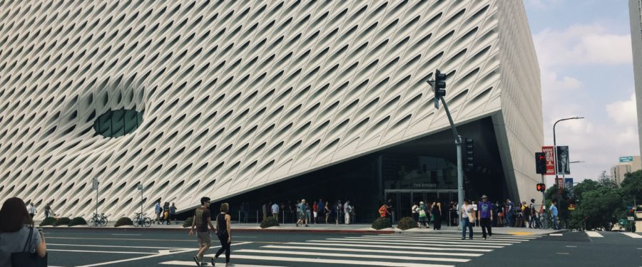 The Broad: LA's Latest Art Museum