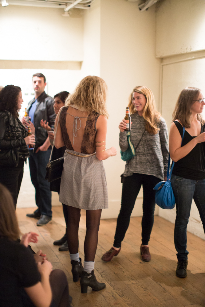 On the Town: City Arts Art Walk Awards, Fall 2015