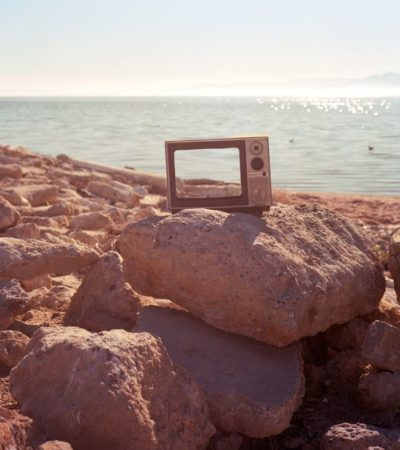 "Art in Focus: Virginia Wilcox's Elegiac ""Bombay Beach"" at GLASS BOX"