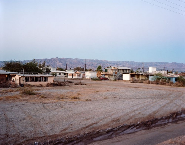 "Virginia Wilcox, ""Bombay Beach"""