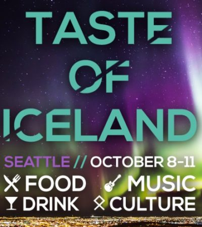 Get Out: Taste of Iceland 2015, October 8 – 11